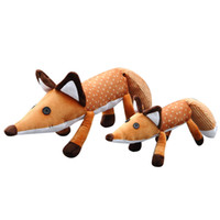 Wholesale Doll Princes - Movie Le Petit Prince The Little Prince Fox Plush Doll Stuffed Toys animals plush education toy for baby 45cm ZD115