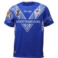 nuovo Vendite calde 17 18 Newest Nuova Zelanda SAMOA Rugby Maglie 2017 WARATAHS Rugby Jersey t Shirt s-3xl
