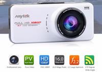 Wholesale dvr car recorder original resale online - New Original Anytek Car DVR Vehicle Camera DVR Full HD WDR Video Recorder Registrator G Sensor Night Vision Car Camcorder