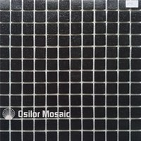 Wholesale glass mosaic floor tiles for sale - Group buy black glass mosaic tile for bathroom wall tile floor tile square meters per v25