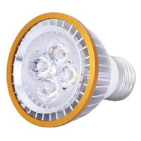 Wholesale cheap spotlights for sale - par20 LED Bulbs PAR20 Cree light Dimmable W W W Spotlight Cheap piece E27 GU10 E14 B22 White Warm indoor lighting V V