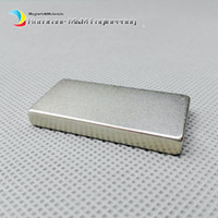 Wholesale magnet bars for sale - Group buy 1 Pack Grade N42 NdFeB Block x20x5 mm about Rectangle Strong NdFeB Bar Neodymium Permanent Magnets Rare Earth Magnets