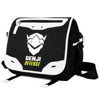 Wholesale Sling Satchel Bag - New design messenger bag Hot game shoulder pouch Quality style cross body satchels Canvas sling case