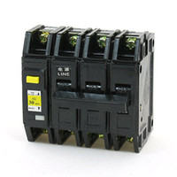 Wholesale Earth Leakage - Wholesale-63A 3P+N Moulded Case 3000A Max. Earth Leakage Circuit Breaker DZ12LE-63