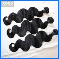 Wholesale European Hair Extentions - hair extentions Malaysian virgin hair body wave Rosa hair products,3pcs a lot ,unprocessed hair, 7A,100% human hair Weaves freeshipping