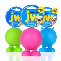 ángeles de goma al por mayor-Pet Toy Angel Sound Toys Resistencia de material de goma para morder Molars Puzzle Natural Safe Non-Toxic Dog Chew Toy
