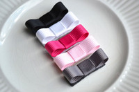 Wholesale Hair Snaps For Kids - 196 colors Baby girls Hair Clip- Snap Clip- kids hair bow - baby shower gift, hair accessories for girls 30pcs