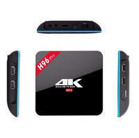 Wholesale core arms - H96 PRO Amlogic S912 Octa Core ARM Cortex-A53 2G 16G Android 6.0 TV Box BT4.0 2.4G 5.8G WIFI 4K