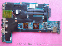 Wholesale hp pavilion laptop motherboard cpu for sale - Group buy 600819 board for HP pavilion DM3 laptop motherboard with AMD DDR3 cpu K325