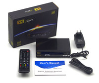 Wholesale Youporn Hd - 2016 Satellite set top box V8 Super 1080P Full HD DVB-S2 TV Box 2 USB Port Support WEB TV,IPTV,Youtube,Youporn,Redtube