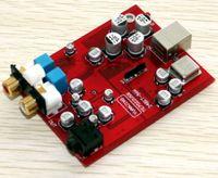 Wholesale Usb Sound 24bit - TE7022 24BIT-96K USB decoder board computer sound card