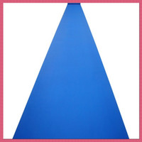 Wholesale Royal Wedding Party Favors - 20 m  roll 1m wide royal blue Nonwoven Carpet Aisle Runner for Romantic Wedding Favors Party Decorations 2017 New
