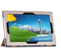 """Wholesale Ideapad Yoga - 30pcs Fashion PU Leather Cover for Lenovo Ideapad Miix 310-10ICR MIIX310 MIIX 310 10.1"""" Tablet Case"""