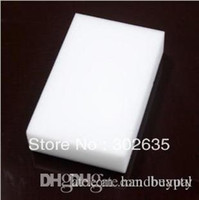 Wholesale Magic Sponge Eraser Melamine Cleaner x60x20mm qqzq