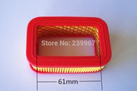 Wholesale parts for chainsaws - 4 X Air filter (large size) for Zenoah G5200 G5800 5200 5800 Chainsaws replacement part