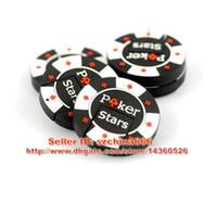 Wholesale Star 1gb - Real Capacity Poker Stars Casino Chip USB Flash Pen Drive 8GB 4GB Memory Stick 1GB 2GB 16GB Thumb Pendrive U Disk Creative Gift