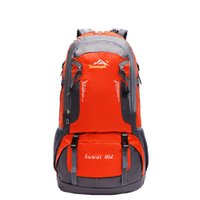 Wholesale Big Travel Backpack Bag - Large 60L Outdoor Backpack Unisex Travel Multi-purpose Climbing backpacks Hiking big capacity Rucksacks Camping Sports bags