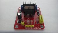 Wholesale L298n Stepper Motor Driver - Free shipping newest L298N Dual H Bridge Motor Driver Controller Board Module