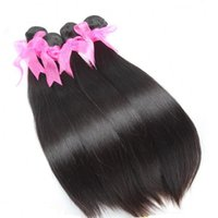 Wholesale indian remi hair weave for sale - 5pcs Inch Unprocessed Indian Hair Weave Straight Human Hair Extensions Soft Remi Human Hair Greatremy