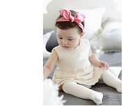 Wholesale Hair Elastics For Babies - new baby girl china headband elastics headbands for newborns hair accessories kids hair head band ornaments turban hairband yiwu