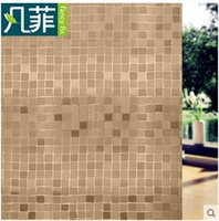 Wholesale Classic Chinese Wallpaper - Without glue electrostatic sticker paper sticker is prevented bask in a paper-cut Windows window glass Mosaic insulation decorative -272