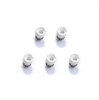 Wholesale Coil For Dome Atomizer - M6 Coil replacement Coil head for Bulb Glass Globe Atomizer Glass Tank Replacement Core Head for Dry Herb Wax glass dome Ceramic coil