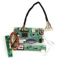Wholesale Vga Lcd Controller Board - Wholesale-VGA+DVI M.RT2261 LCD LED Controller Driver Board 1280x800 DS For N154I3-L03 B154EW04