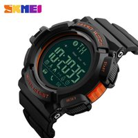 Wholesale Mm Photography - 2017 New Men Sports Watches Pedometer Calories Digital Wristwatches Bluetooth Photography Simple Dial Smart Watches Male Relogio Saat