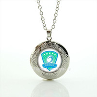 Wholesale man balls pictures for sale - Group buy Cool ball fan jewelry locket necklace Newest mix sport team rugby glass sports Team badge picture gift for men and boy NF015