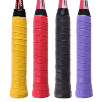 Wholesale Tennis Overgrip Wholesale - Absorb Sweat Anti Slip Racket Bat Racquet Overgrip Roll Tennis Badminton Tape