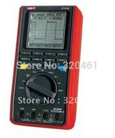 Wholesale Digital Oscilloscope Ut81b - Wholesale-UNIT UT81B Handheld Digital Multimeter Oscilloscope