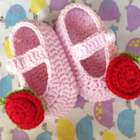 Wholesale Crochet Shoes Baby Prices - Hot Sale Crochet Baby boy Sandals,Summer Handmade Crochet Baby Shoes Rose flower very beautiful Best Price and High Quality Free Shipping