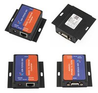 Wholesale Serial Ethernet Tcp Ip - USR-TCP232-302 Serial RS232 to Ethernet TCP IP Server DHCP DNS Q18041