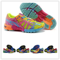 Wholesale Shoes Noosa Tri - 2017 Gel Noosa TRI 9 IX Runningl Shoes For Men Women High Quality 2016 New Lightweight Athletic Sneakers Size 36-45