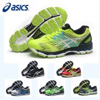 Wholesale Competitive Sports - Asics Nimbus17 Running Shoes For Men Shoes,New Color Fashion Breathable Discount Sneakers Competitive Sports Shoes Free Shipping Eur 36-45