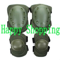 Wholesale Tactical Adjustable Knee and Elbow Protective Pads Set Protect Pads