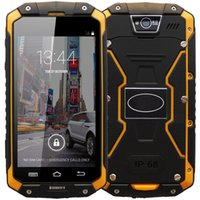 Wholesale Discovery Cell - Discovery V9 Android 4.4 IP68 MTK6572 Dual Core 3G Cell phone 512MB+4GB 8MP 4.5 inch Dual Sim Multi language