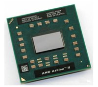Wholesale Socket S1 - M300 CPU Athlon II Dual-Core Mobile fo AMD M300 2.0Ghz athlon ii m300 Socket S1 638-pin AMM300DBO22GQ Athlon II Dual-Core notebook Processor