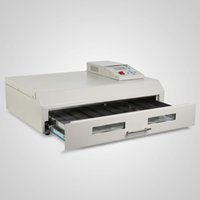 Wholesale Infrared Soldering Heater - T-962C 2500W Infrared IC Heater Reflow Oven Soldering Machine 400 x 600 mm