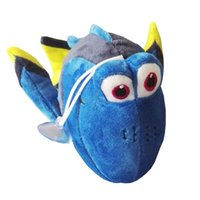 blue clownfish - Hot Sale Dory quot Finding Nemo Clownfish Nemo And Dory Plush Doll Stuffed Toy For Baby Gifts