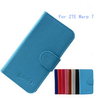 Wholesale Galaxy Cell Phone Wallets - For ZTE Warp 7 N9519 For LG V20 For Samsung galaxy note 7 Wallet Leather pouch cell Phone Case cover with Card Holder