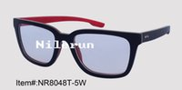 Wholesale Wooden Skates - new brand butterfly black outside red inside layered skate board wood optical glasses