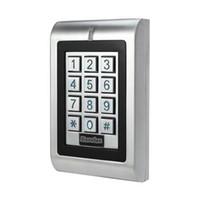 Wholesale Proximity Waterproof - Waterproof Dual Relay Access Control Keypad Standalone IP66 Vandal Outdoor Door Open Keyboard 1100 Users 125KHZ Proximity Card