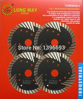 "Wholesale Diamond Blade Saw For Granite - 125mm hot press MG turbo 5"" diamond saw blade for granite,marble brick and concrete.grinding wheel blade, granite cutting wheel"
