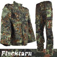 Wholesale Army Bdu - Wholesale-German SKS Uniform Tactical Army Uniform BDU Free Shipping