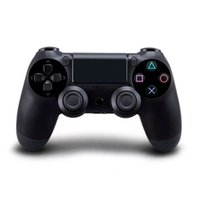 Wholesale Free Packages - Free Ship Bluetooth Wireless PS4 Controller for PS4 Vibration Joystick Gamepad PS4 Game Controller for Sony Play Station Without Packaging