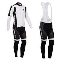 Wholesale Cycling Pants Assos - 2014 assos men winter cycling Jersey sets in winter autumn with long sleeve bike top & (bib) pants in cycling clothing, bicycle wear
