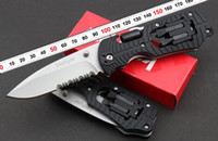 Wholesale multi knifes - Kershaw 1920 Select Fire knife & Screwdriver Multi-tool 1920 black handle Camping Knives Outdoor Tools best gift free shipping