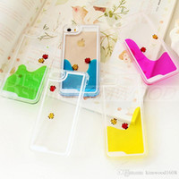 Wholesale Clear Galaxy S4 Case - Ultra Thin Transparent Fashion Fish Phone Case For Iphone 4 5 6 6S Plus Samsung Galaxy S4 S5 Note 3 4