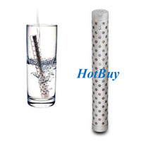 Wholesale High Quality Health pH Lonizer Negative Lon Alkaline Water Stick Energy Price x1 cm Bar Accessories